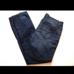 Joe's Jeans Cigarette Fit Blue Denim Sz 31 10